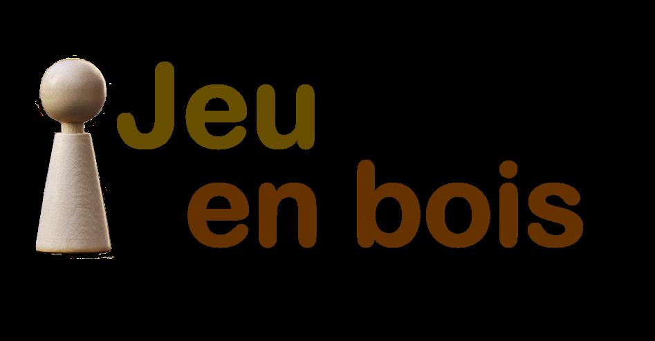 logo jeu en bois